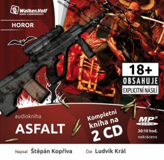 Asfalt - Štěpán Kopřiva