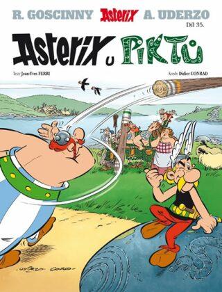 Asterix 35: Asterix u Piktů - René Goscinny, Albert Uderzo