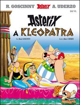 Asterix a Kleopatra - René Goscinny