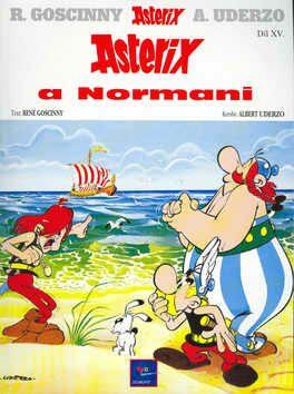 Asterix a Normani - René Goscinny, Albert Uderzo
