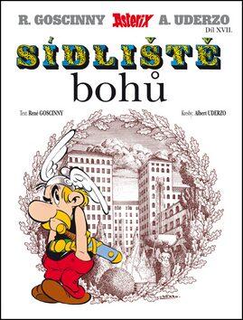 Asterix Sídliště bohů - René Goscinny