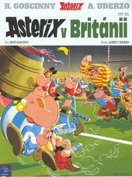 Asterix v Británii - René Goscinny, Albert Uderzo