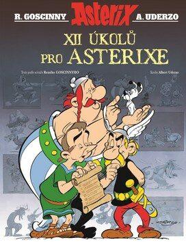 Asterix XII úkolů pro Asterixe - René Goscinny