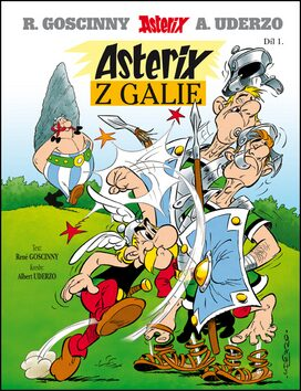Asterix  z Galie - René Goscinny