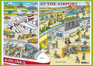 Karta At the Airport - neuveden