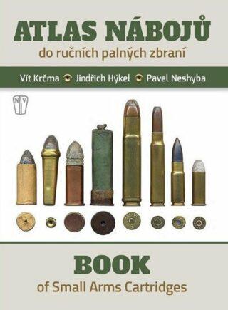 Atlas nábojů - Jindřich Hýkel,Vít Krčma,