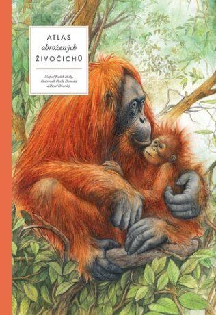Atlas ohrožených živočichů - Radek Malý