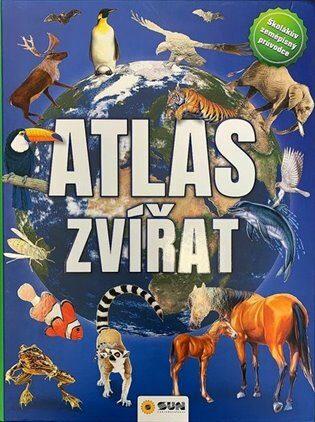 Atlas Zvířat-Školákův zeměpisný průvodce