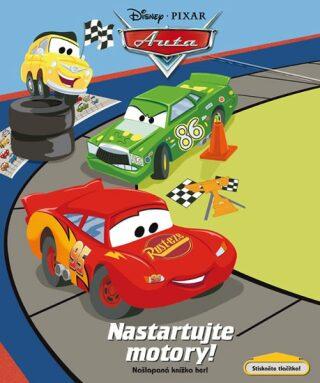 Auta Nastartujte motory! - Disney Pixar