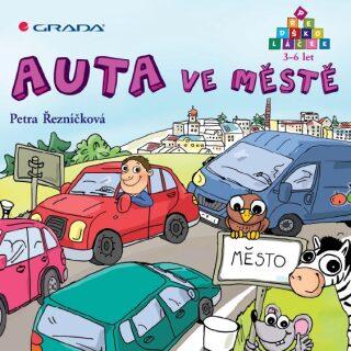 Auta ve městě - Petra Řezníčková - e-kniha