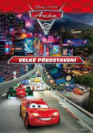 Auta Velké představení - Disney Pixar