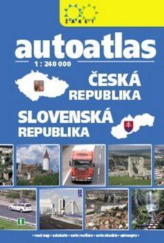 Autoatlas ČR + SR 1:240 000 -