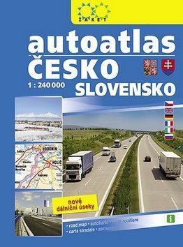 Autoatlas Česko Slovensko A4 /1:240 000/ -