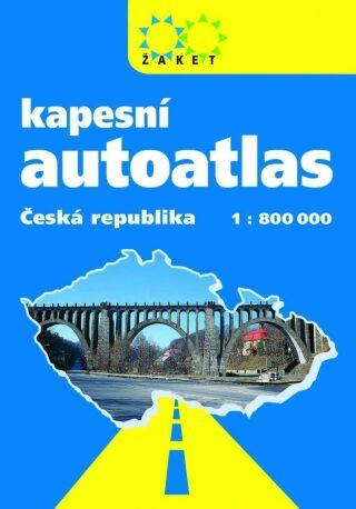 Autoatlas ČR kapesní 1 : 800 000