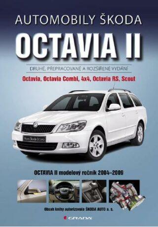Automobily Škoda Octavia II - Jiří Schwarz - e-kniha