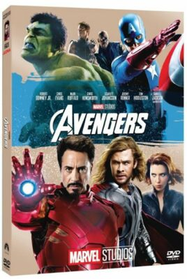 Avengers - Edice Marvel 10 let - DVD