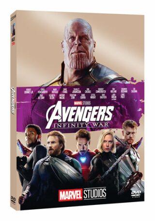 Avengers: Infinity War - Edice Marvel 10 let - DVD