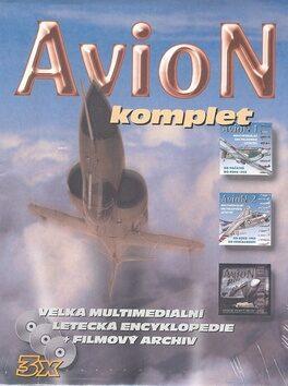 Avion komplet -