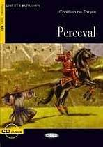 BLACK CAT LIRE ET S´ENTRAINER 3 - PERCEVAL + CD - Chrétien de Troyes