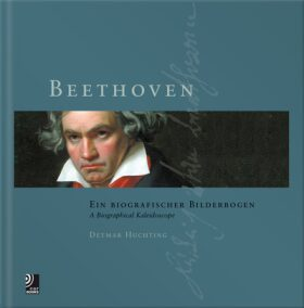 Beethoven: A Biographical Kaleidoscope (+ CD) - Huchting