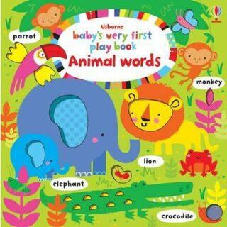 Baby´s First Play Book - Fiona Watt