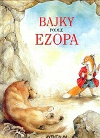 Bajky podle Ezopa - Hedvika Vilgusová