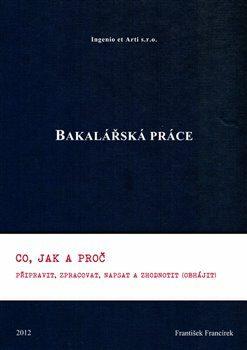 Bakalářská práce - František Francírek