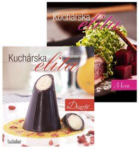 Balíček 2 ks Dezerty Kuchárska elita Menu Kuchárska elita -