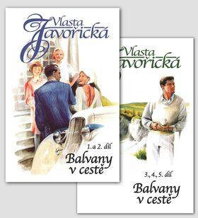 Balvany v cestě 1. - 5. díl - Vlasta Javořická