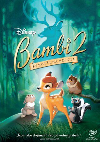 Bambi 2. S.E. (SK) - DVD