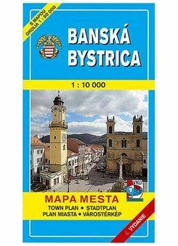 Banská Bystrica 1:10 000 -