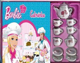 Barbie cukrárka -