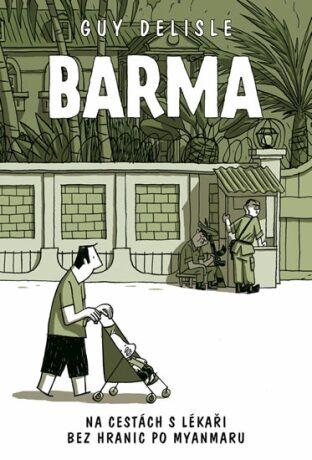 Barma - Guy Delisle