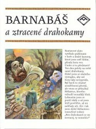 Barnabáš a ztracené drahokamy - Pavel Žilák