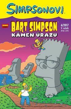 Bart Simpson 6/2017 Kámen úrazu - Matt Groening