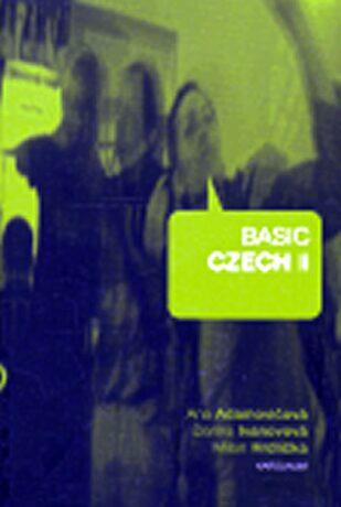 Basic Czech II. - Kolektiv