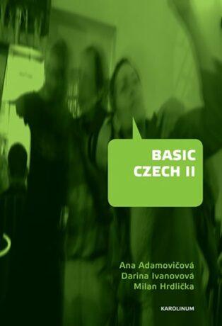 Basic Czech II - Kolektiv