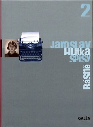 Básně - Jaroslav Hutka