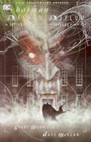 Batman: Arkham Asylum - Grant Morisson
