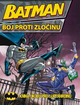 Batman :  Boj proti zločinu - neuveden