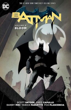 Batman Květy zla - Scott Snyder, Greg Capullo