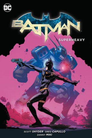 Batman Supertíha - Scott Snyder, Greg Capullo