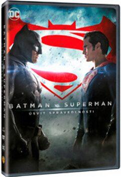Batman vs. Superman: Úsvit spravedlnosti DVD - Ben Affleck, Henry Cavill