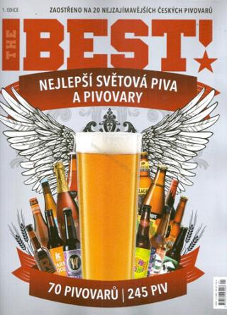 BAZAR: The Best - Nejlepší světová piva a pivovary (2. jakost) - kolektiv autorů