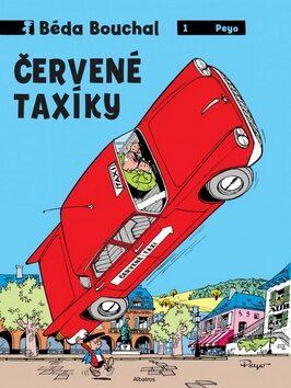 Béda Bouchal - Červené taxíky - Peyo