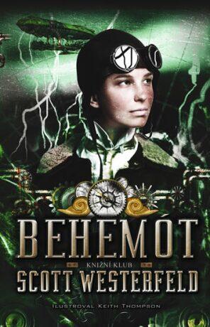 Behemót - Scott Westerfeld