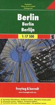 Berlín 1:17 500 -