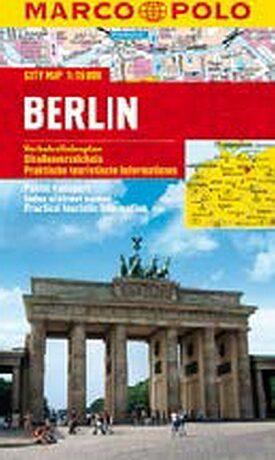 Berlin - City Map 1:15000 - neuveden