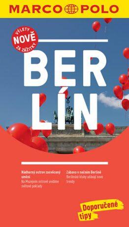 Berlín / MP průvodce nová edice - neuveden