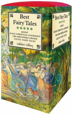 Best Fairy Tales 4-Book Boxed Set (Collector's Library) -